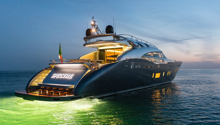 AB Yachts Spectre | 12 Top Yachts from the Monaco Yacht Show