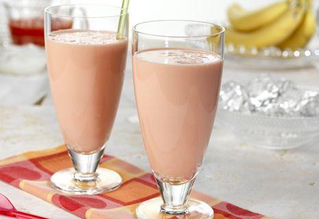 Points Plus-Banana Splash Smoothies Recipe