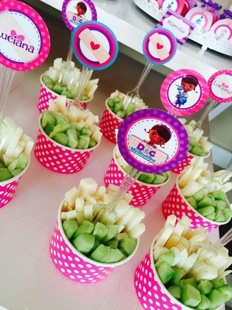 Doc McStuffins Birthday Party Ideas | Photo 12 of 40