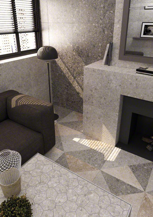 VIVES - Floor tiles - porcelain Ceppo di gre 60X60