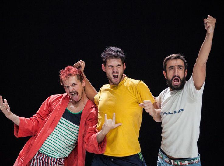 TO THIS PROPOSE ONLY #Teatro Annibal Caro #Civitanova una riflessione in tre quadri di Fattoria Vittadini http://ow.ly/rSmLW