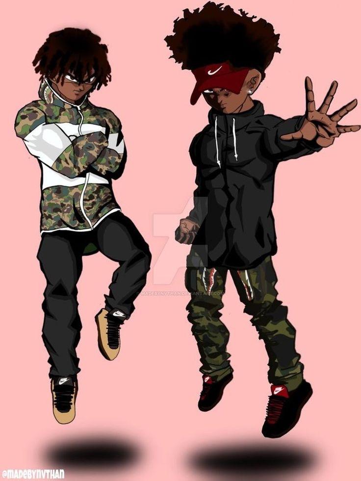 Gucci Cartoon Characters