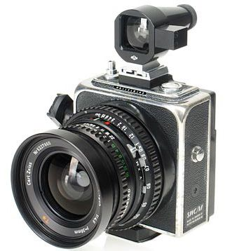 Hasselblad SWC LOVE That Camera, Amazing For Interiors +++ ☮k☮