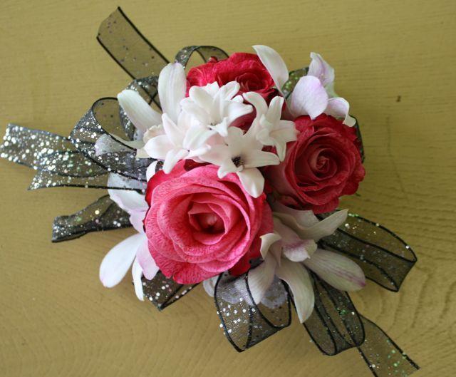 Prom Corsage Ideas   ... School Prom Bouquets & Wrist Corsages   Philadelphia wedding flowers
