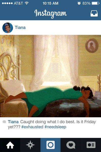 Als sprookjesfiguren instagram zouden hebben, ziet dat er zo uit. #efteling