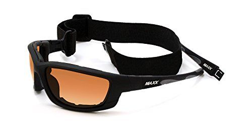 2017 Maxx Sunglasses TR90 Maxx 6 HD Black w Gray Amber Lens *** Check out this great product.