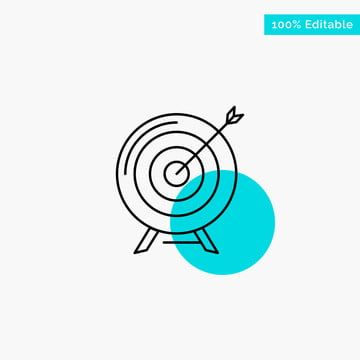 Target Aim Archive Business Goal Mission Success Turquoise Accuracy Achievement Aim Png And Vector With Transparent Background For Free Download Flow Chart Design Blue Logo Design Business Goals