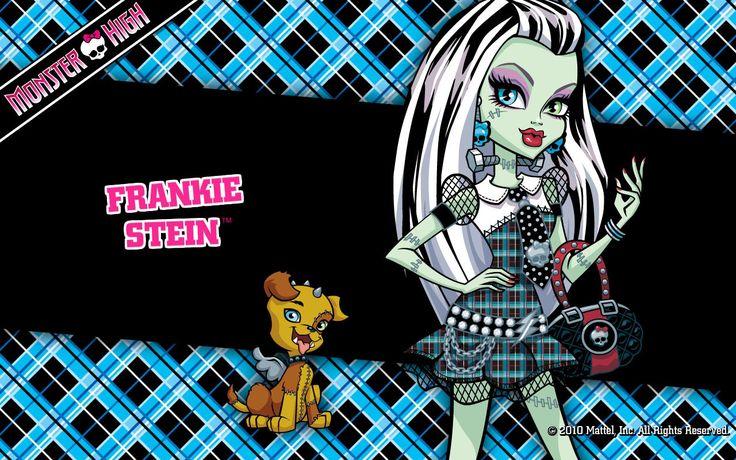 Frankie Stein ROCKS!!! -------------------------------- ( And her little dog to0 ) --------------------------------