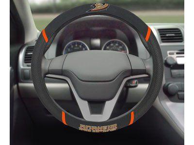 "NHL - Anaheim Ducks Steering Wheel Cover 15""x15"""