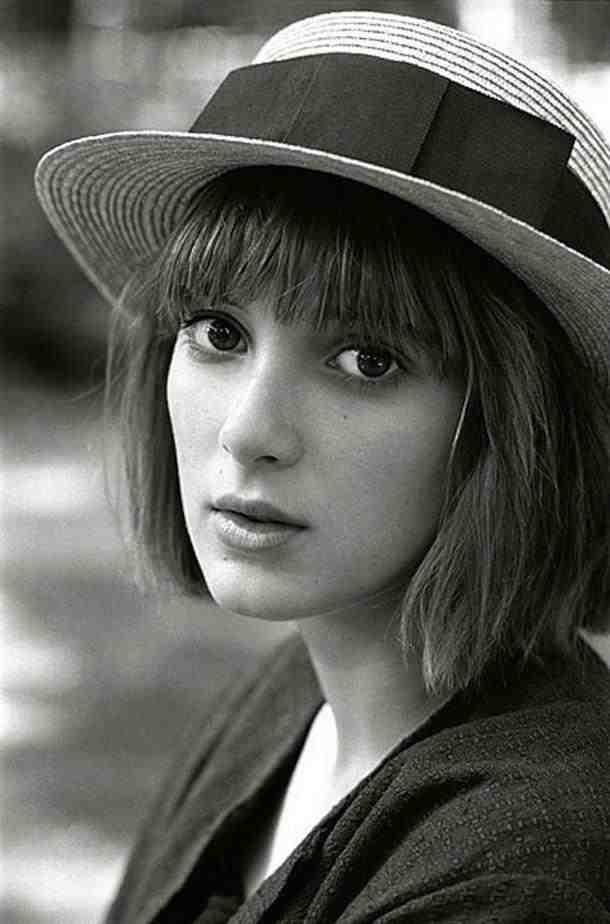 Photo of Winona Black & white for fans of Winona Ryder.
