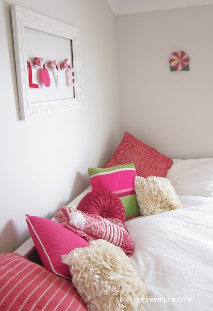 shopping online Cushions for little girls bedroomS  Bryar Jean
