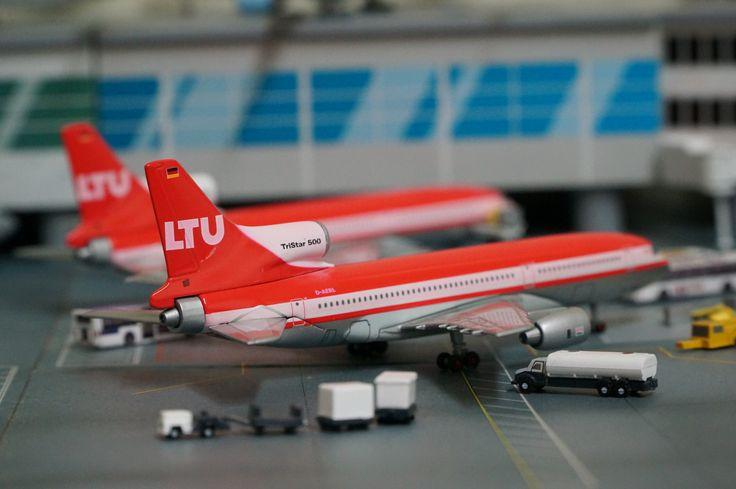 LTU International Airlines L-1011 Tristar-500 (REG No. D-AERL)