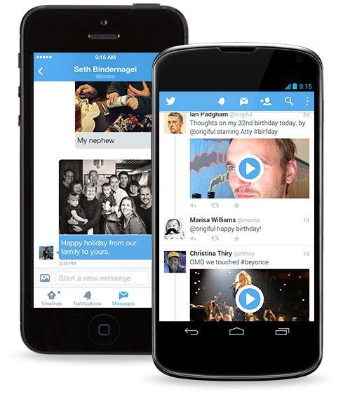 Twitter: hyvä kanava tuoda esiin oma työnhaku ja seurata mielipidevaikuttajia, työnantajia ja rekrytoijia. Käytä toki myös viihteeseen.