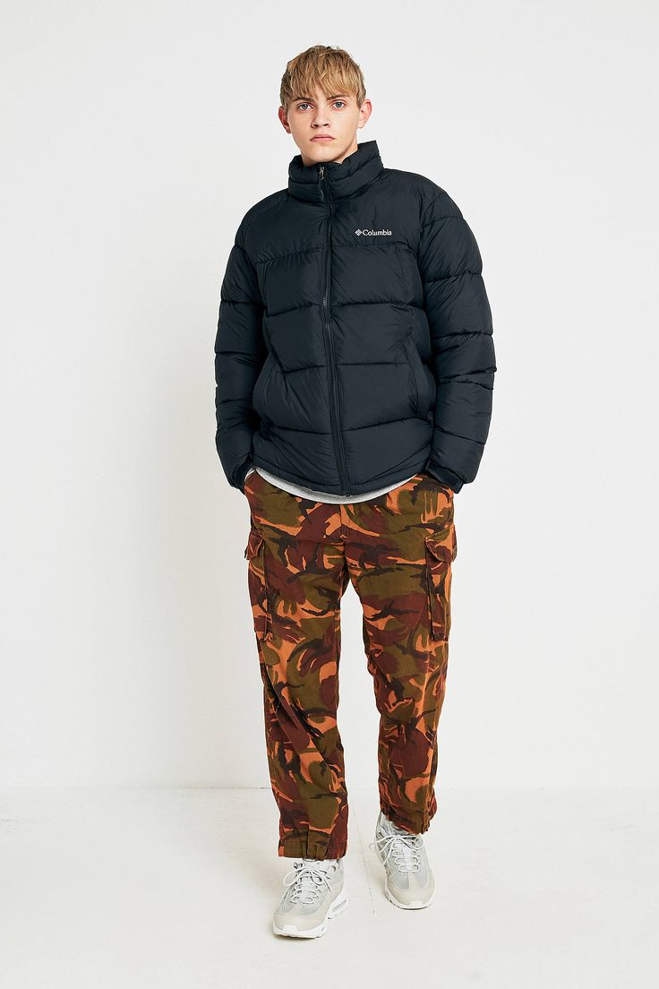 Shop Columbia Pike Lake Black Puffer Jacket at Urban Outfitters today. We carry all the latest styles, colours and brands for you to choose from right here.