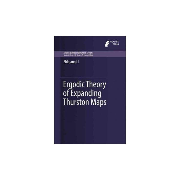 Ergodic Theory of Expanding Thurston Maps (Hardcover) (Zhiqiang Li)