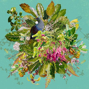 Jane Galloway - Tui Bouquet