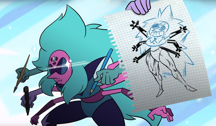 Steven Universe Alexandrite