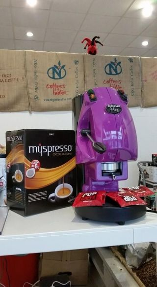 Distribuzione Capsule Caffè - Susa - Jolly Cialde