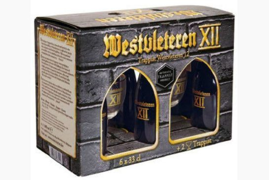 True Halopreneurs! Not really, but it's a fun idea. :)  So it was only natural that when the monks realized the early 19th-century Abbey walls and foundation were crumbling beyond repair, they turned to beer for help.  Specifically, they ramped up production and made 163,000 six-packs of their rare brew available to exporters and local sales agents in Belgium, as a way to raise funds to build a new Abbey.