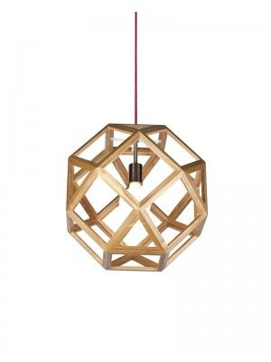 Geometry Wooden Shade Interior Pendant Ceiling Lighting is handsome, stylish designed, warm allure suitable for living rooms, kitchens, dining rooms and   entryways. Its smooth, subtle looking is just great for a number of interior design schemes. Unique wooden   pendant lamp not just provides you warm lights, but also decorates your house stylish.