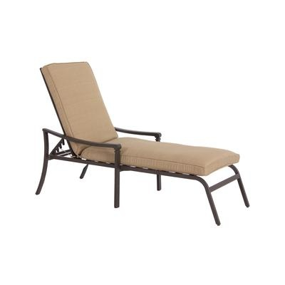 Martha Stewart Living Fiori Adjustable Chaise Lounge Fla67021 Home Depot Canada 249