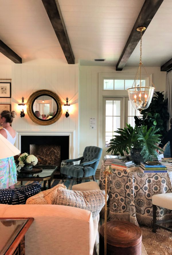 Southern Living Idea House 2019 Celebrate Decorate Southern Living Homes Southern Living Rooms Southern Living