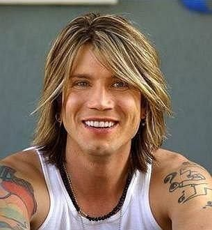 Johnny Rzeznik - lead singer Goo Goo Dolls