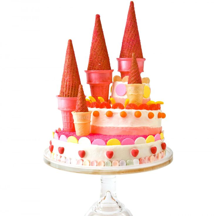 cake ideas castle birthday cakes princess castle cakes princess party ...