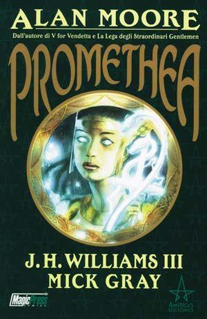 Alan Moore Promethea 1