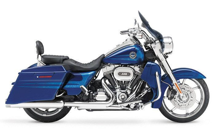 Harley Davidson Road King 2013 | Harley-Davidson CVO 1800 ROAD KING FLHRSE5 2013 - Galerie moto ... #harleydavidsonroadkingcvo