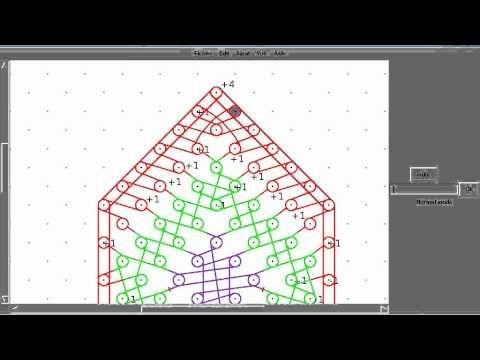 KanDeLa - création de patron pour dentelle aux fuseaux - creating a lace pattern