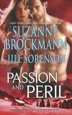 Scenes of Passion by Suzanne Brockmann (This book has 2 stories; I really enjoyed Scenes of Peril by Jill Sorenson.)