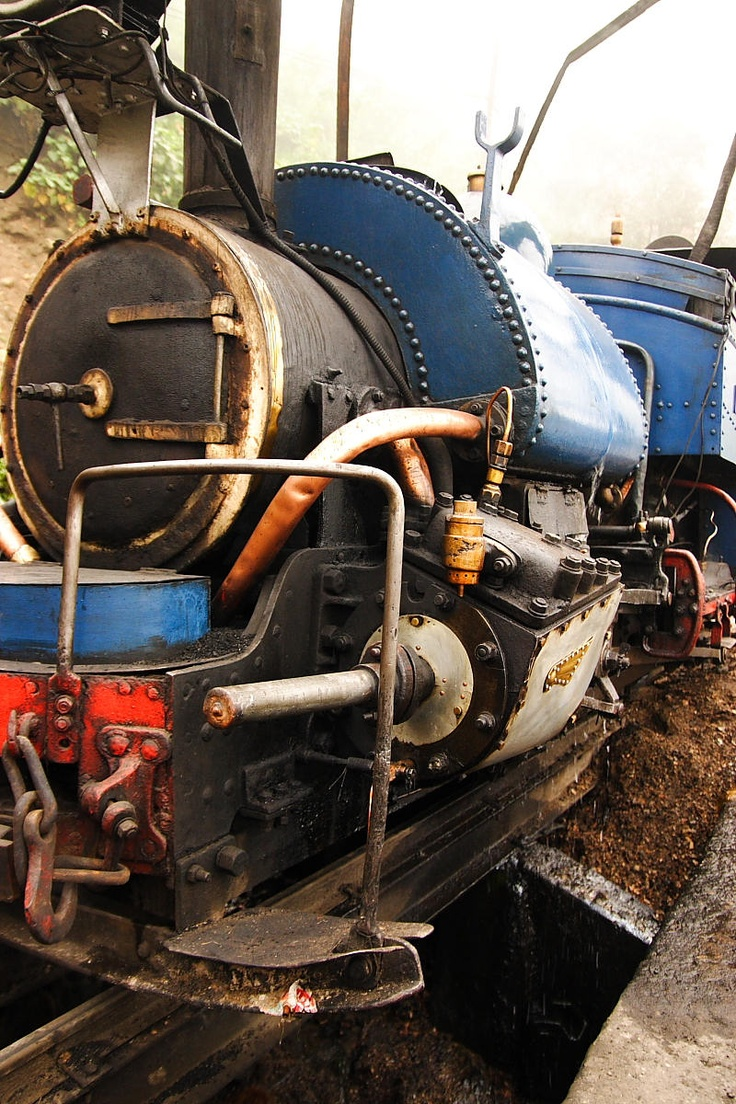 Steam locomotive of Darjeeling Himalayan Railway
