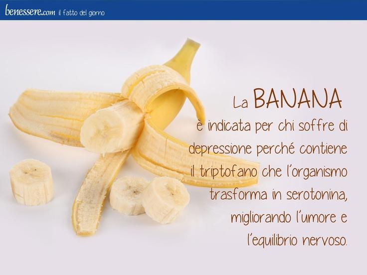 #banana #benesserecom