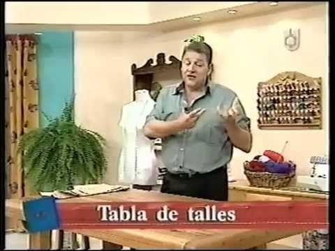 Hermenegildo Zampar - Bienvenidas TV en HD - Explica los escotes para vestidos y…