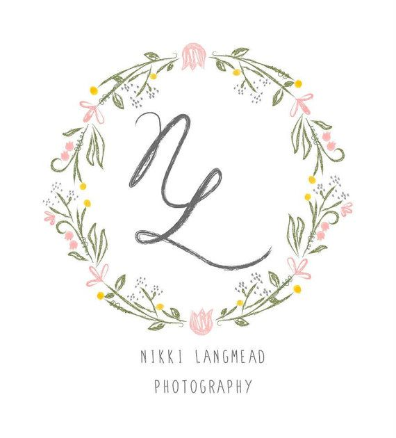 Custom Logo Design Vintage Hand Drawn Feel Pretty ...