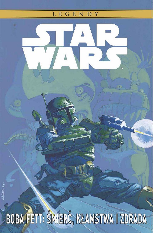 Boba Fett Smierc Klamstwa I Zdrada Boba Fett Star Wars Boba Fett Comic Book Cover