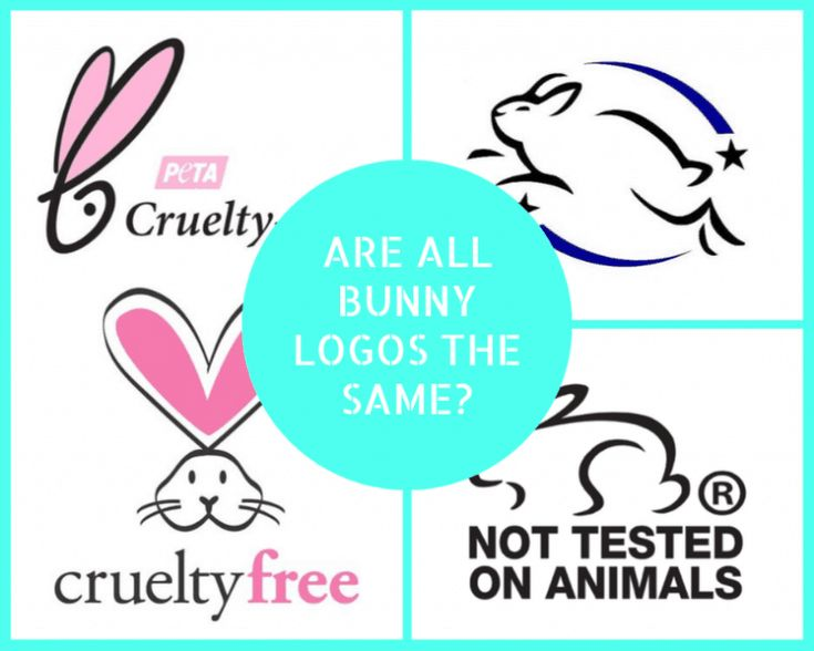 CrueltyFree Organizations Bunny Logos Bunny logo