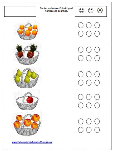 ideias de trabalhos com frutas no pre escolar - Pesquisa Google                                                                                                                                                                                 Mais
