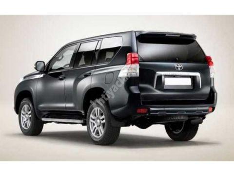 2018 Toyota Land Cruiser Prado Özellikleri ve Fiyatı