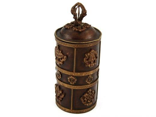Tybetańska szkatułka Tibetan casket http://www.etnobazar.pl/search/ca:przechowywanie-1?limit=128