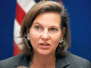 Victoria Nuland, the US Assistant Secretary of State, did not spend much time and energy with Christmas and New Year celebrations this year. She has another very urgent and pressing problem to solv...