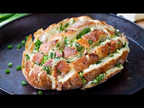 ▶ Bloomin' Onion Bread Recipe - YouTube
