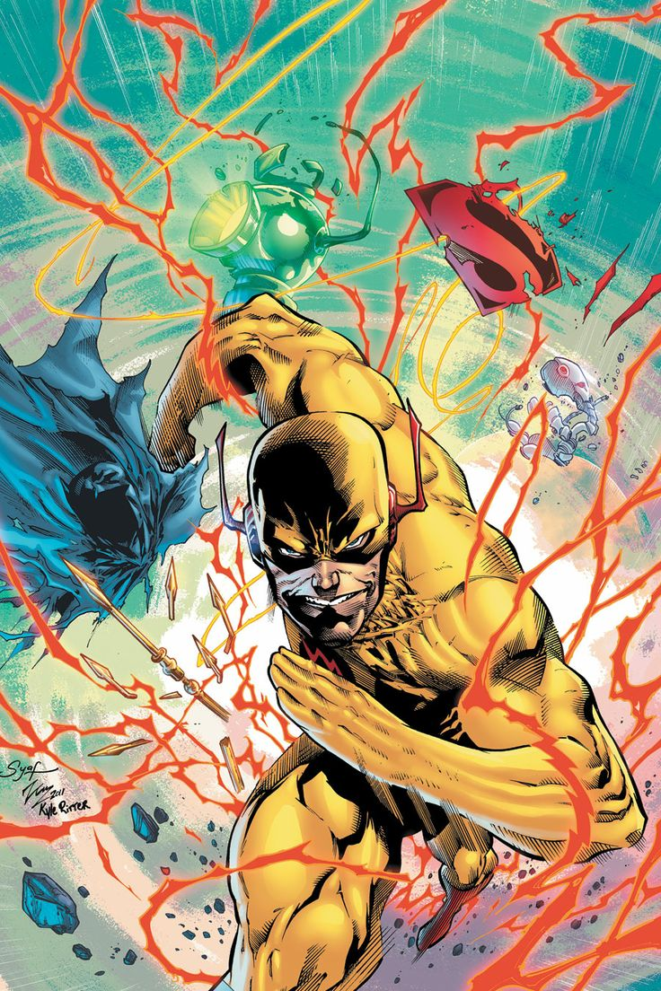 flashpoint dc comics | FLASHPOINT: REVERSE FLASH #1 | DC Comics