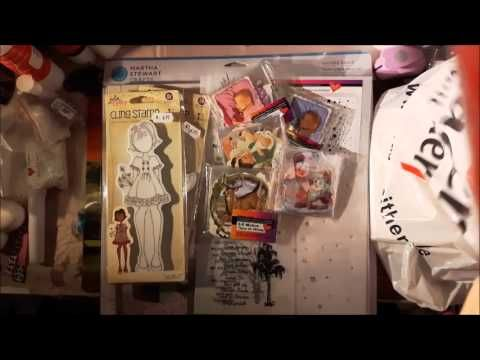 [HAUL] #Creativa Dortmund 2016 - YouTube