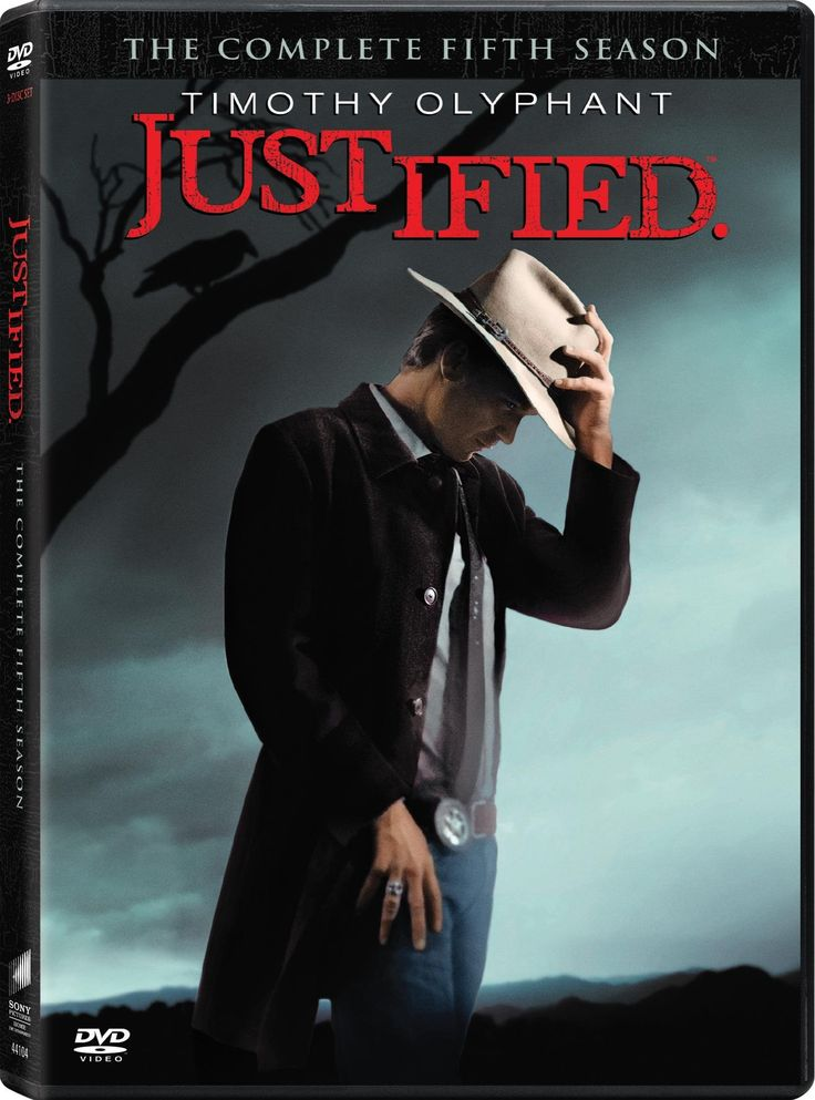Justified: Season 5 - Old-school U.S. Marshal Raylan Givens is reassigned from Miami to his childhood home in the poor, rural coal-mining towns in Eastern Kentucky.