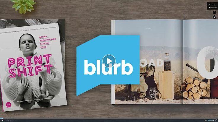 Adobe InDesign plug-in for books, ebooks & magazines | Blurb
