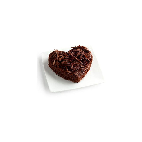 Flourless Chocolate Cake | New & Seasonal | Dean & DeLuca, found on polyvore.com