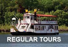 The Prairie Lily Riverboat Cruises in Saskatoon Saskatchewan