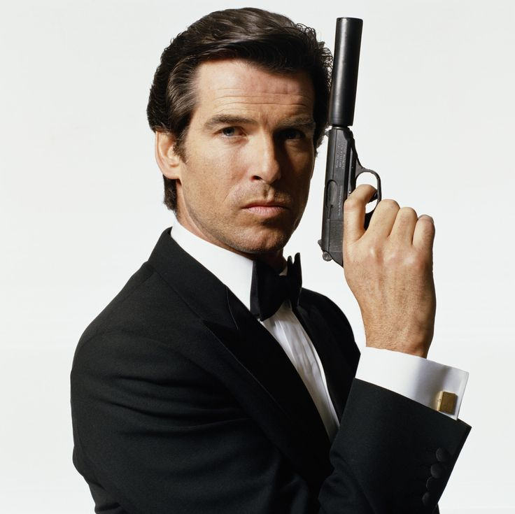ViewHeadlines | James Bland? Pierce Brosnan Says His Bond Was 'Never Good Enough'